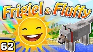 FRIGIEL & FLUFFY : C'EST l'ÉTÉ ! | Minecraft - S5 Ep.62