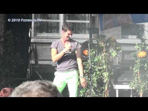 Markus Luca beim Popschlagerclub-Künstlertreff