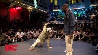 Rashaad vs Brooke – Summer Dance Forever 2016 Popping JUDGE BATTLE