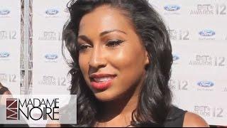 BET Awards 2012: Melanie Fiona Talks Performance And Tamia T
