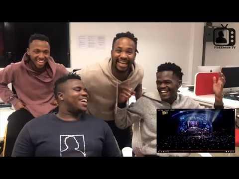 Idols SA performances Reactions - 'Viggy' - Amaxoki