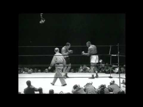 Rocky Marciano vs Joe Walcott