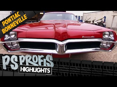 Pontiac Bonneville | PS Profis - Oldtimer im Visier