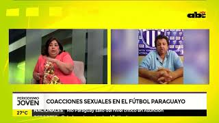 Coacciones sexuales en el fútbol paraguayo