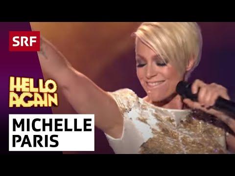 michelle - Michelle performte bei der 1. Show von «Hello Again» ihren Song «Paris». Mehr zu «Hello Again»: http://www.srf.ch/sendungen/hello-again/sendungsportraet.