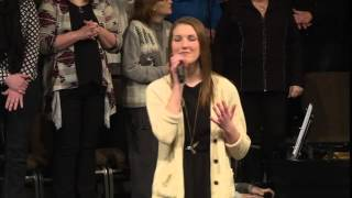 TOUCHED BY A FIRE- JORDAN AKER and AG WORSHIP TEAM
