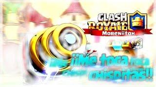 Bueno esto es epico , solo digo que es epico,mirarlo Recuerda que clash royale es un juego totalmente gratuito para Android y iOs. --------------------------...