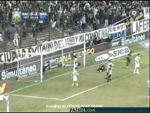 Banfield 3 - 1 Racing (Torneo Clausura 2011)