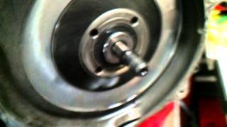 9. Supercharger failure all apart