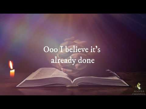 James Fortune & F.i.y.a - I Believe (lyrics)