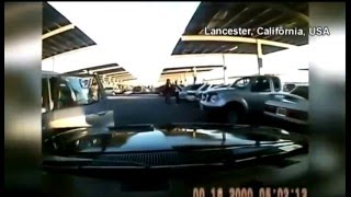 Lancaster (CA) United States  City new picture : Car Crash Caught On Camera | Car Crash In Lancaster, California, USA