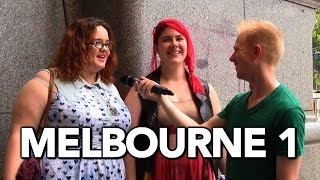 Melbourne Australia  city pictures gallery : Joe Goes To Melbourne (Part 1 of 4)