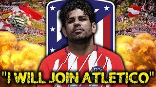 Video CONFIRMED: Diego Costa Will Join Atletico Madrid! | Futbol Mundial MP3, 3GP, MP4, WEBM, AVI, FLV Agustus 2017
