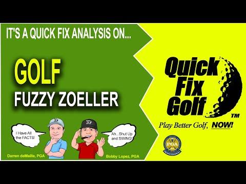 Golf Swing Analysis Online Fuzzy Zoeller PGA