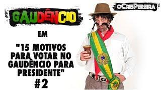 Inscrevam-se no canal oCrisPereira:https://www.youtube.com/ocrispereiraLink do último vídeo do canal:https://www.youtube.com/watch?v=MNz0KColQDIRedes sociais do oCrisPereira:Facebook: /oCrisPereiraInstagram: @ocrispereira @GaudencioSinceroTwitter: @ocrispereiraSnapchat: ocrispereira