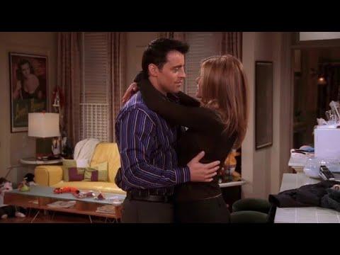 Friends - Rachel and Joey first official date