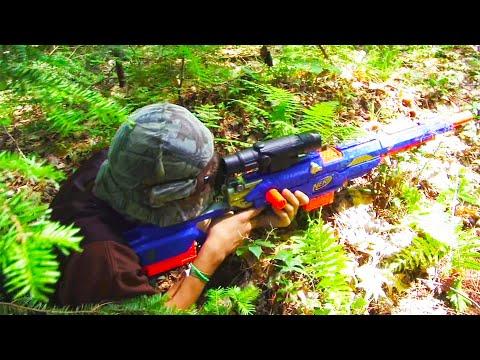 Nerf Squad 5: Ambush
