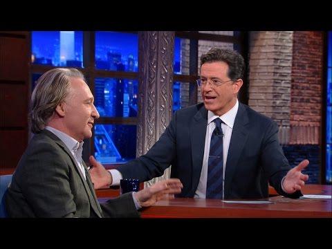 Stephen Attempts To Convert Bill Maher