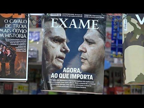 Βραζιλία: Η σύγκρουση των δύο άκρων στις προεδρικές εκλογές…