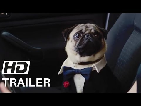 PATRICK Official Trailer (2018) Ed Skrein, Comedy, Dog Movie HD