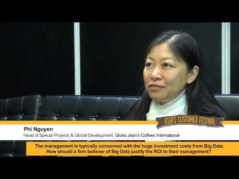 Interview with Gloria Jeanâs Coffees International
