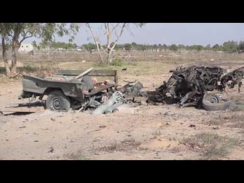 عملية البنيان المرصوص.. تفجير سيارات مفخخة لتنظيم الدولة في سرت
