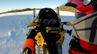 1. Skidoo Rev 440/800 Mod MBRP Can