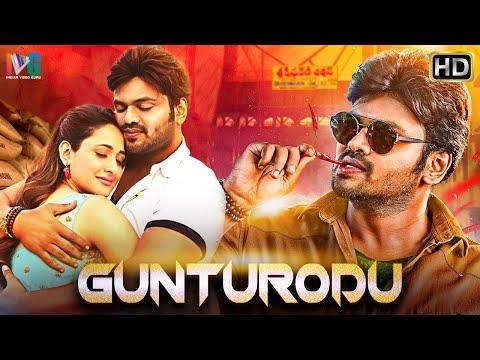 Gunturodu Latest Full Movie 4K   Dubbed in Kannada   Manchu Manoj   Pragya Jaiswal   Prudhviraj