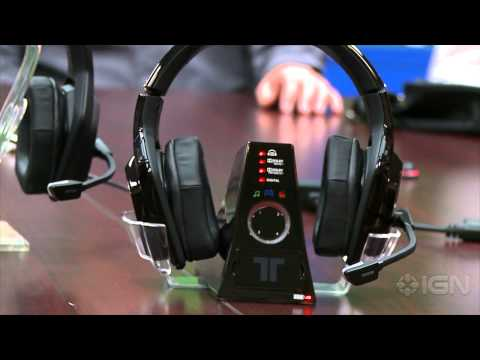 preview-Xbox 360 Tritton Headsets Video Preview (IGN)