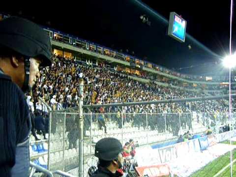 LA REBEL EN PACHUCA 27 FEB 2010 - La Rebel - Pumas