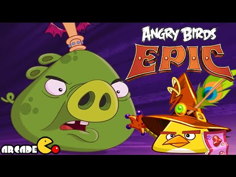 caves - NEW Update Angry Birds Epic Vs Puzzle And Dragon Angry Birds Epic By Rovio Entertainment Please Subscribe for more videos ▻ http://goo.gl/6JFyIl Free Online Games, Gameplay and Walkthrough!