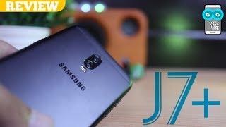 Video Review Samsung Galaxy J7+ (J7 Plus) - Kualitas Dual-camera ala Samsung! MP3, 3GP, MP4, WEBM, AVI, FLV November 2017
