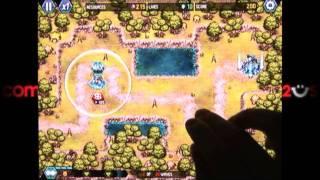 Tower Defense HD beginner