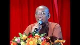 Bài giảng: Phải Nhớ Lời Phật Dạy (phần 1) - Thượng Tọa Thích Giác Hóa