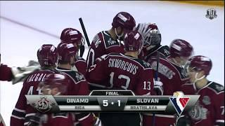 Динамо Р - Слован 5-1