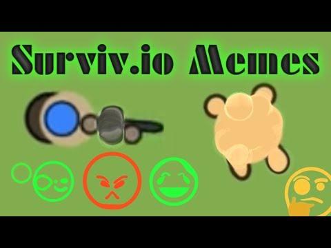 Funny memes - Surviv.io Memes (Not Funny)
