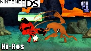 image of Ben 10 Omniverse - Nintendo DS Gameplay High Resolution (DeSmuME)
