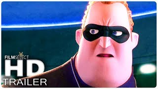 Video INCREDIBLES 2: 4 Minute Extended Trailer (2018) MP3, 3GP, MP4, WEBM, AVI, FLV Agustus 2018