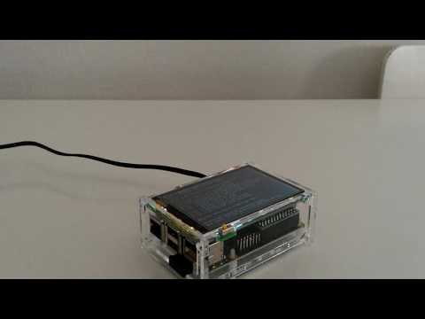 Tontec® 3 5 Inches Touch Screen for Raspberry Pi ITA