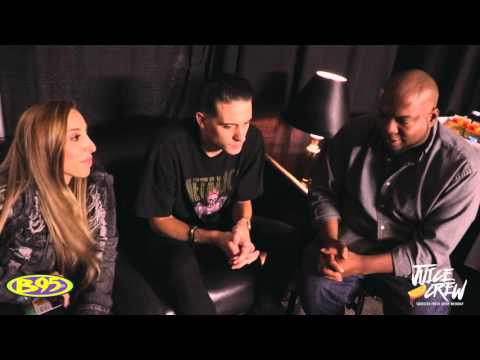 VIDEO: The Juice Crew Interviews G-Eazy!
