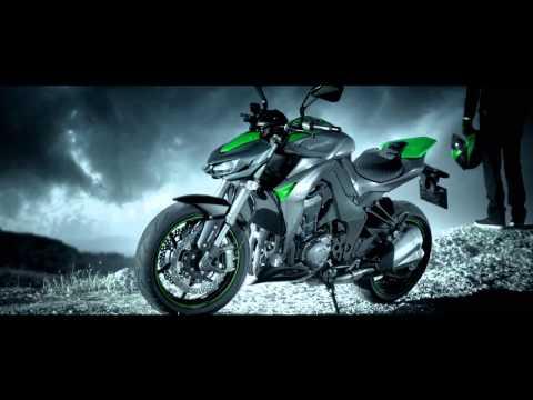 Vídeos de la Kawasaki Z 1000 de 2014