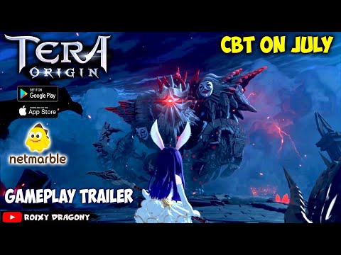 CBT On July - Daftar Untuk CBT Now !!! TERA Origin - Android/ios MMOARPG Trailer Gameplay
