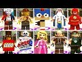 The Lego Movie 2 Videogame All Characters Unlocked