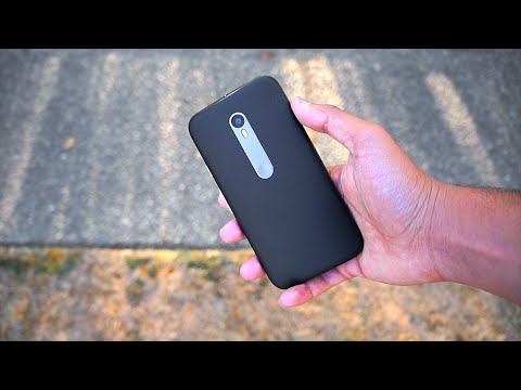 Moto G 3 Generation hands-on review