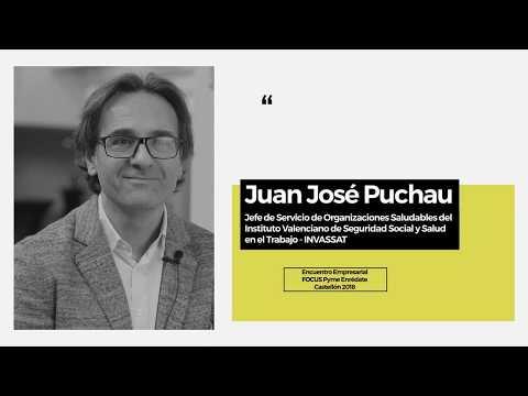 """Juan José Puchau en el """"Focus Pyme Enrédate: encuentro empresarial y de networking"""" 30/1[;;;][;;;]"""