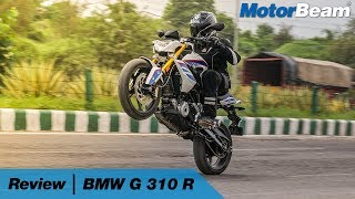 10. BMW G 310 R Review - Pricey But Worth It? | MotorBeam