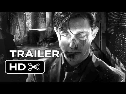 Frank Millers SIN CITY: A Dame To Kill For - trailer one