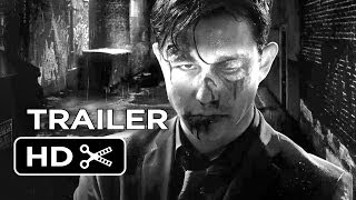 Sin City: A Dame To Kill For Official Trailer #1 (2014) - Joseph Gordon-Levitt Movie HD