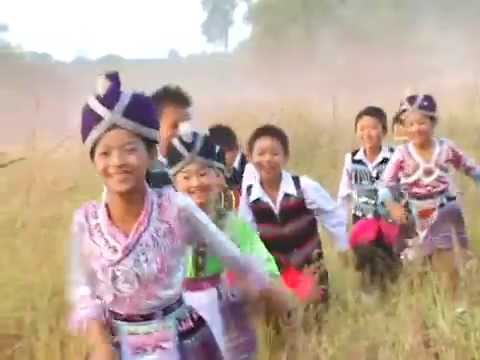 Hmong kid song