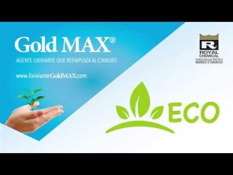 GoldMAX | Agente Lixiviante